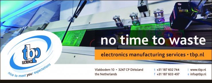 EMS; tbp electronics; DfX; early involvement