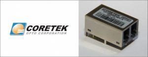 Coretek SFF transceiver