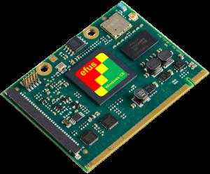 efus A9X – The latest efus module with new Freescale ARM Cortex-A9