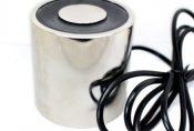 Hybride elektro magneten, efficiënt stuurbaar