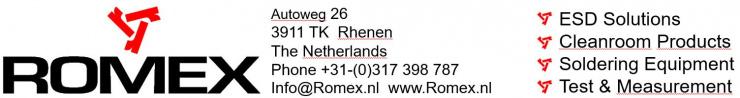 Romex adresgegevens