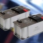 Ultra condensatoren: modules met meerdere cellen