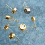 Photodiodes van UV 150nm tot IR 2600nm