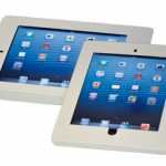 iPad integratie in interface terminal behuizing van OKW