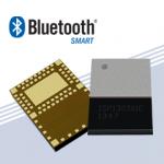Compacte Bluetooth low energy module met geïntegreerde antenne