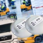 Actieve RFID sensoren voor draadloze temperatuurregistratie