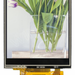 Winstar WF32C 3.2 inch diagonal full color 240×320 TFT LCD display module