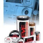 Niet oplaadbare industriële batterijen