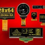 Wide range of compact OLED Displays