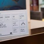 Onethree, the 13-inch display that runs on the energy of a cup of coffee
