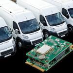 GPS op PCIe automotive CAN bus module Apacer