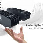 Licht gewicht koellichaam voor grote vermogens