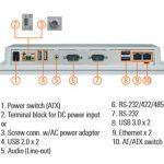 10.1″ Medisch Panel PC gecertificeerd met EN 60601-1
