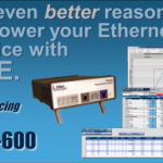 SIFOS IEEE 802.3BT 4-WIRE POWER-OVER-ETHERNET TEST EN CERTIFICATIE.
