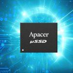 Industriële 3D NAND flash chip