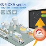 Food Safety Grade Stainless Steel HMI