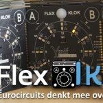 Eurocircuits denkt mee over de PCB van de FlexKlok