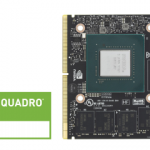 Mobile PCI Express Modules with NVIDIA Quadro Embedded P-family