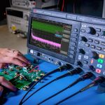 New 4-Channel 1000 X-Series Oscilloscope (prices start at less than € 900)