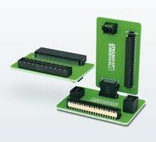 Board-to-board-connectoren van de serie FINEPITCH 0.8