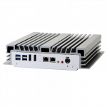 Fanless Embedded Box PC with 8th Generation Coffee Lake 6 Cores Intel® Core™ i7/i5/i3 Processor & Multiple I/O