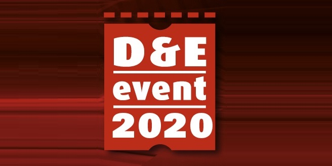 D&E Event 2020 - Inschrijving geopend!