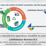 LabMakelaar, voor een sterke circulaire economie