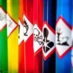 Labeling van labmonsters voor opslag en transport