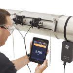 Panametrics Transport PT900 ultrasone opklembare flowmeter voor vloeistoffen