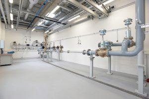 Testen van vloeistofmechanica