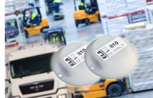 Actieve RFID sensor tag