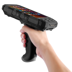 RFID/Barcode reader met Android OS