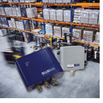 BlueBOX, RFID reader ook met industriële interfaces