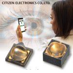 Infrarood leds voor biometrische herkenning