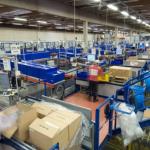 Hardware voor automatische orderpicksystemen in distributiecentra