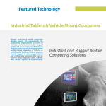 Industrial Tablets & Vehicle Mount Computers