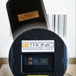 Multifunctionele UHF reader met 1D en 2D barcode lezer