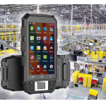 PRIMEUR: Handheld RFID reader met 2 verschillende frequenties