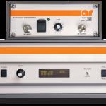 New Broadband RF Amplifiers 10 kHz – 1000 MHz, 1 – 100 Watt