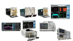 Keysight instruments