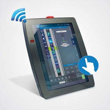 Wireless, Multi-touch & Safety Functions