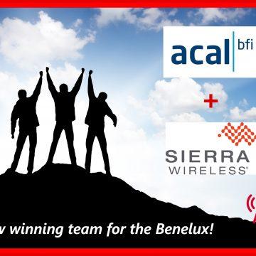 Acal BFi en Sierra Wireless