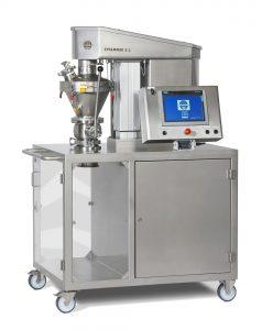 Cyclomix High shear impact mixer
