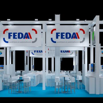 FEDA lounge