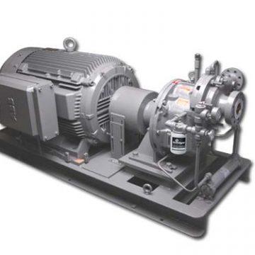 Hoogtoerige centrifugaalpomp voor hogedruktoepassingen