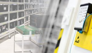Human Workspace Treston ESD workspace solutions