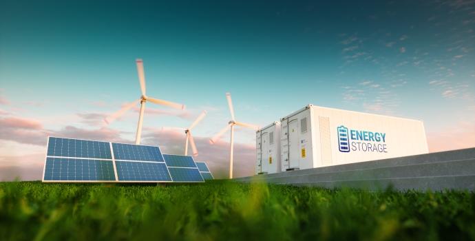 Energy Storage: technische kennis voor actuele toepassingen