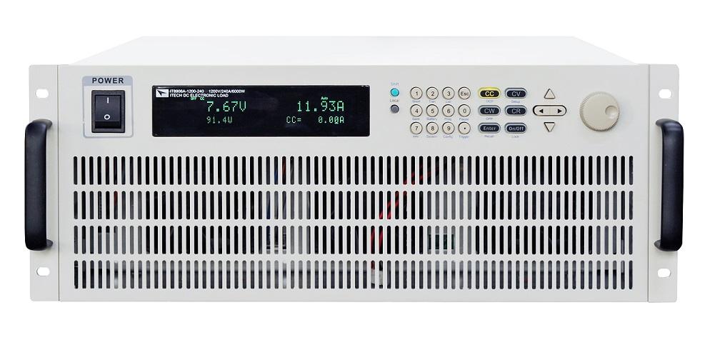 Nieuwe Itech IT8900A/E serie hoogwaardige DC Loads