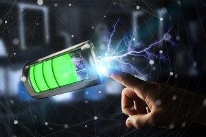 De binnenkant van een werkende dunne batterij bekijken is nu mogelijk